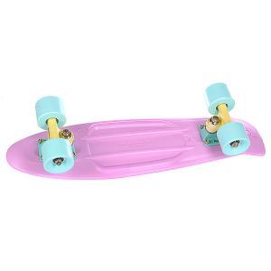 Скейт мини круизер  Comp Pastels Purple 22 (56 см) Penny