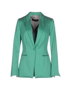 Пиджак GOOD ON HEELS. Цвет: зеленый
