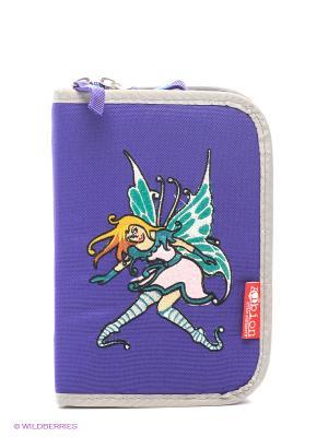 Пенал Back to School Fairy VELD-CO. Цвет: сиреневый
