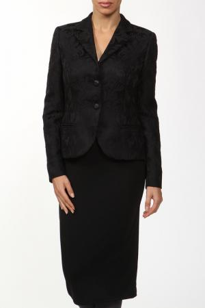 Пиджак Marly's. Цвет: черный