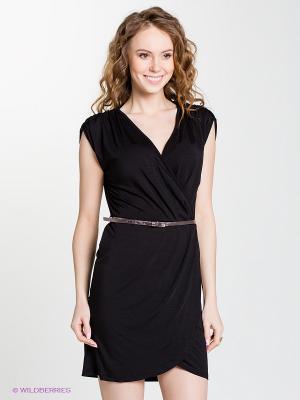 Платье CASCAIS Salsa. Цвет: черный