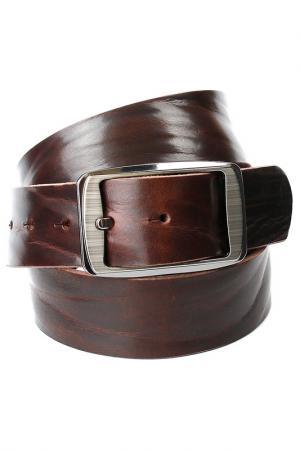Ремень Anthoni Crown. Цвет: коричневый