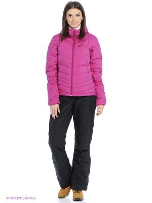 Куртка SELENIUM DOWN JACKET WOMEN Jack Wolfskin. Цвет: розовый