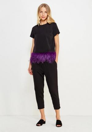 Комплект блуза и брюки Mazal. Цвет: черный