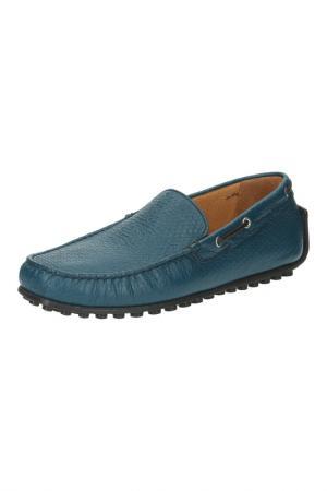 Ботинки Fabi. Цвет: buffalo vit. 303 бирюзовый