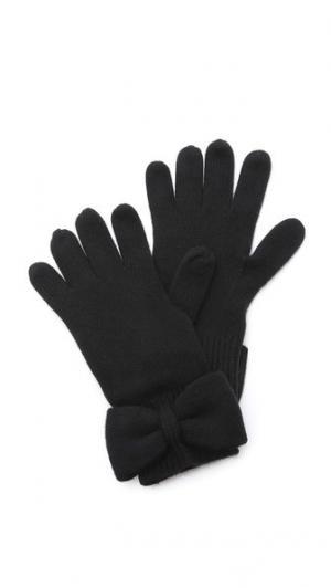 Кашемировые перчатки Alice с бантиками Marc by Jacobs