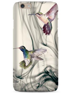 Чехол для Iphone7 Plus Sahar. Цвет: кремовый, серебристый, серо-зеленый