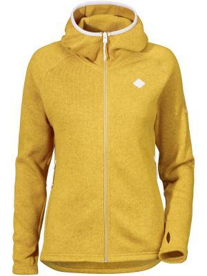 Куртка Cimi DIDRIKSONS. Цвет: желтый
