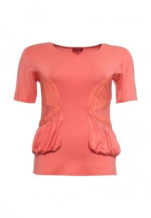 Блуза O`Queen. Цвет: коралловый