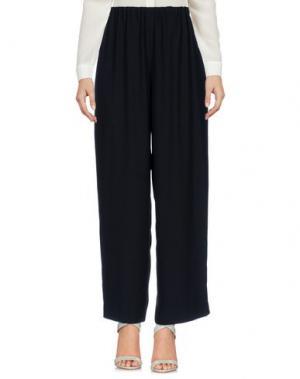 Повседневные брюки ENFÖLD. Цвет: черный