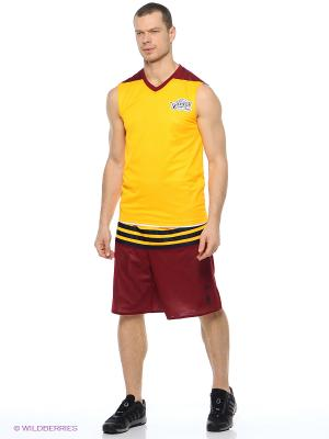Майка Smr Rn Rev Sl Adidas. Цвет: желтый