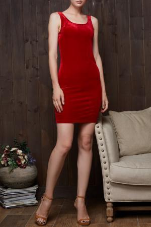 Платье Nothing but Love. Цвет: красный