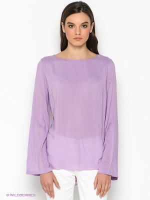 Блузка SISTE'S. Цвет: сиреневый