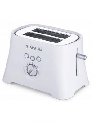 Тостер Starwind SET4571, белый. Цвет: белый