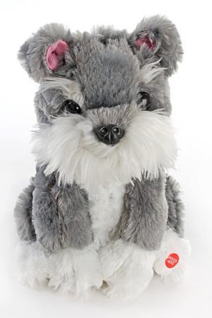 Щенок Билли-повторяшка, 24 см Fluffy Family. Цвет: мультицвет