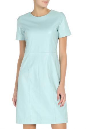 Платье Izeta Street. Цвет: светло-голубой