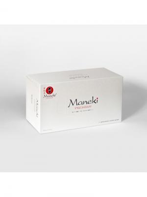 Cалфетки бумажные Black&White с ароматом Иланг-иланг, 2 слоя, 224 шт/упак Maneki. Цвет: белый