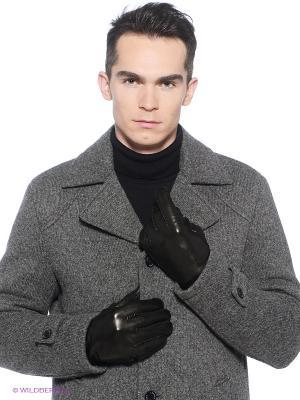 Перчатки Eleganzza. Цвет: черный, антрацитовый, темно-зеленый