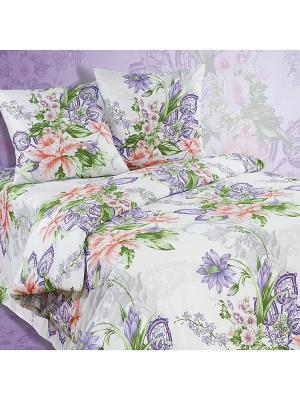 Комплект постельного белья 2.0 сп. Dream time. Цвет: сиреневый