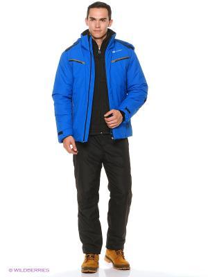Куртка Stayer. Цвет: серый, черный, синий