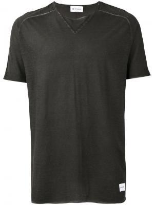 Classic T-shirt Dondup. Цвет: серый