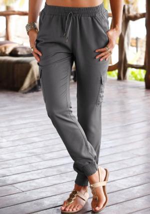 Пляжные брюки Otto. Цвет: зеленый