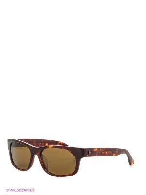 Солнцезащитные очки VL 1204 P00N PX2000 Vuarnet. Цвет: коричневый, рыжий, темно-коричневый