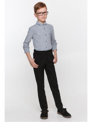 Рубашка Overmoon. Цвет: серый