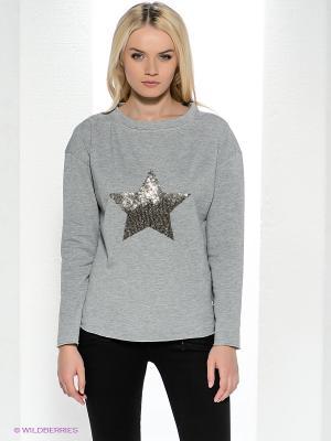 Джемпер Bogner Jeans. Цвет: серый меланж