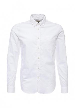 Рубашка Cortefiel. Цвет: белый