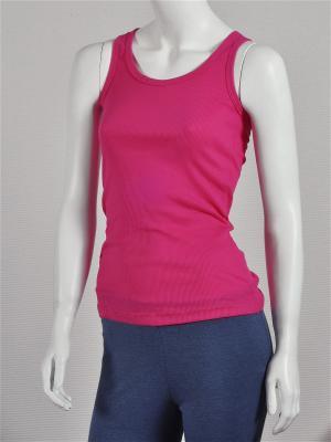 Набор женских маек Santi. Цвет: розовый, желтый