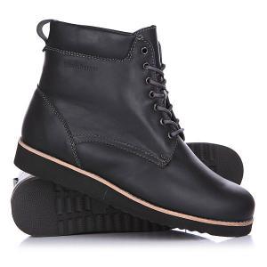 Ботинки зимние женские  Teana Black Rheinberger. Цвет: черный