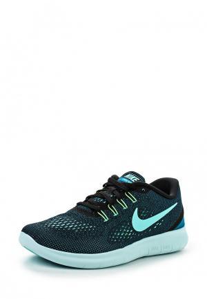 Кроссовки Nike. Цвет: зеленый