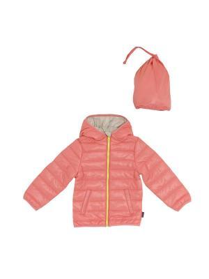 Куртка CHICCO. Цвет: розовый