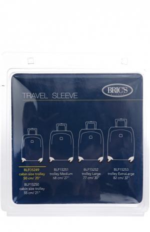 Чехол для чемодана X-small Bric`s. Цвет: бесцветный
