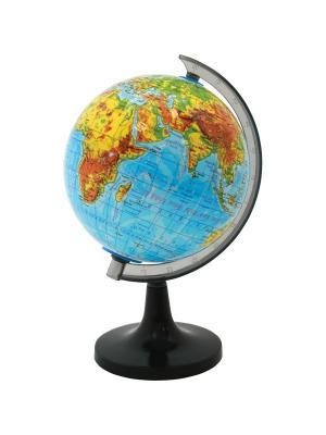 Глобус физический, 20см Rotondo. Цвет: голубой