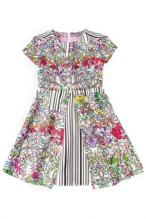 Платье I love to dream. Цвет: белый