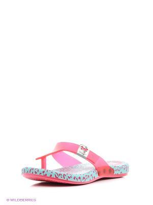 Пантолеты ZAXY. Цвет: розовый, голубой