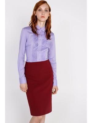 Блузка Concept Club. Цвет: фиолетовый