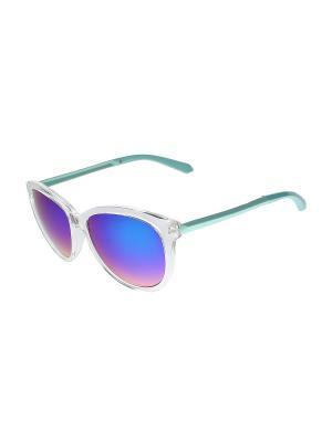Очки солнцезащитные Migura. Цвет: белый, синий, голубой