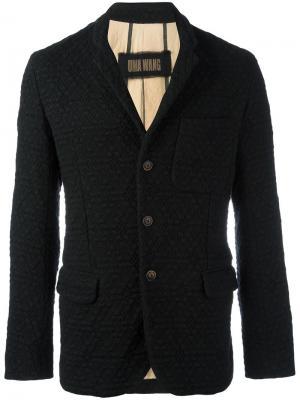 Пиджак Gabriele Uma Wang. Цвет: чёрный