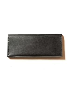 Бумажник Long River. Цвет: черный