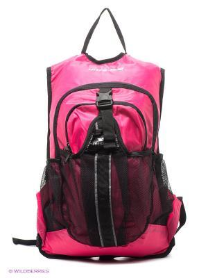 Рюкзак Trespass. Цвет: розовый, черный