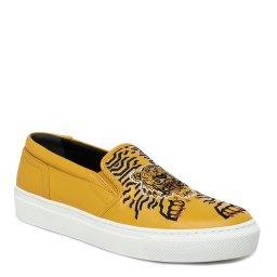 Слипоны  2SN100 желтый KENZO