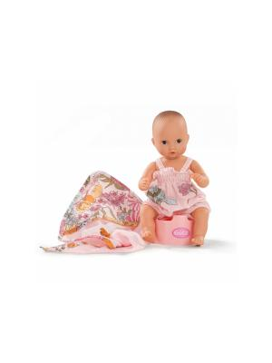 Кукла Аквини-Девочка С Аксессуарами GOTZ. Цвет: розовый