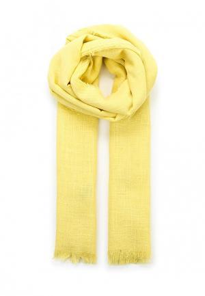 Палантин Concept Club. Цвет: желтый