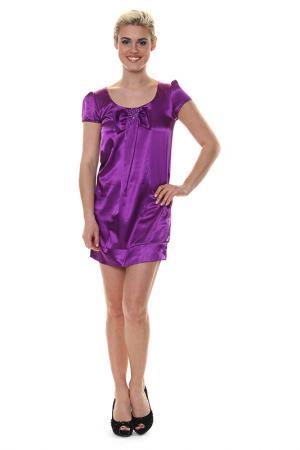 Платье Explosion. Цвет: фиолетовый