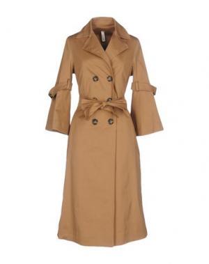 Легкое пальто SOUVENIR. Цвет: верблюжий