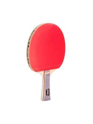 Ракетка для настольного тенниса Ping-Pong Triumph. Цвет: черный, красный