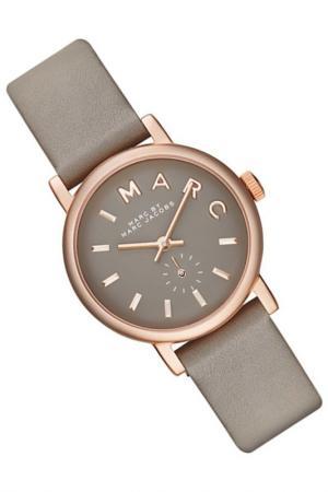 Часы Marc Jacobs. Цвет: brown